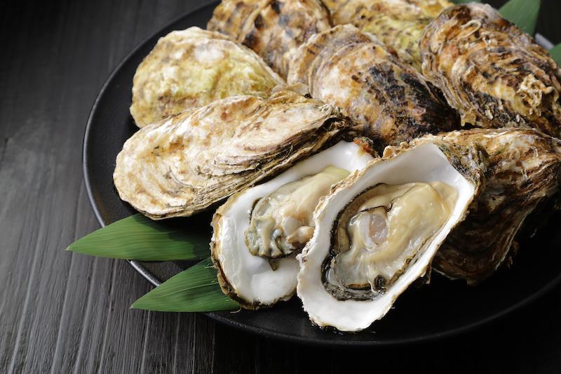 生牡蠣 Oysters